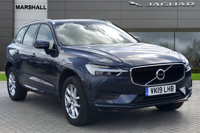 2019 Volvo XC60 2.0TD D4 Momentum 4X4 (s/s) Geartronic (19 reg)