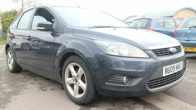 2009 Ford Focus 1.6 Zetec Hatchback 5d (09 reg)