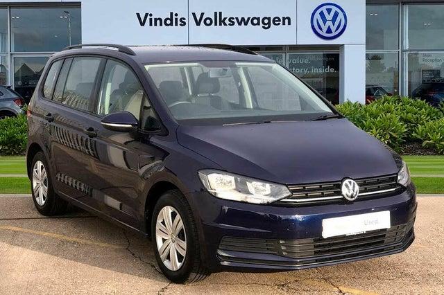 2016 Volkswagen Touran 1.6TDI DSG (66 reg)