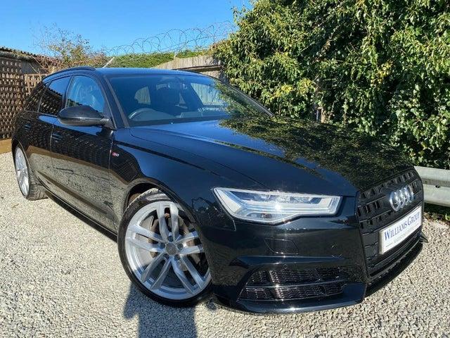 2016 Audi A6 Avant 2.0TDI ultra Black Edition S Tronic (66 reg)