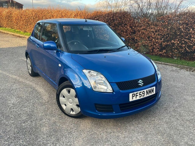 2010 Suzuki Swift 1.3 GL 3d (59 reg)