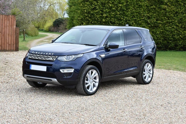 2019 Land Rover Discovery 2.0SD4 HSE Luxury (19 reg)