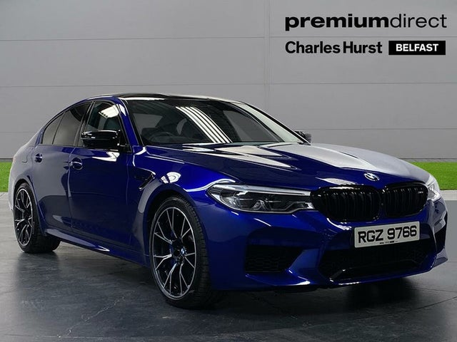2020 BMW 5 Series 4.4 M5 Competition (625ps) (Z9 reg)