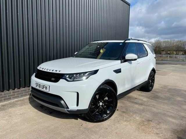 2020 Land Rover Discovery (18 reg)