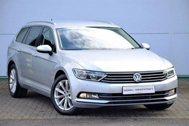 2017 Volkswagen Passat 2.0TDI SE Business (s/s) Estate 5d (17 reg)
