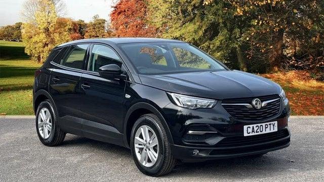 2020 Vauxhall Grandland X 1.5TD SE Premium ecoTEC Blueinjection Auto (VZ reg)