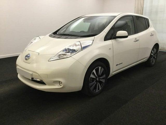 2016 Nissan Leaf E Tekna (30kWh) (66 reg)