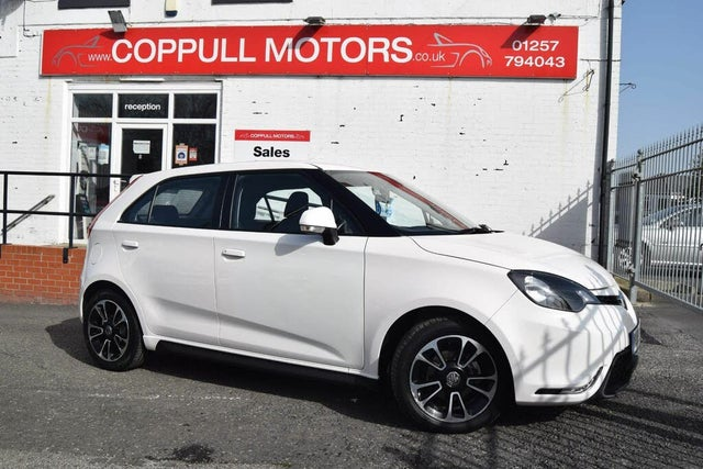 2015 MG MG3 1.5 3Style Leather (65 reg)