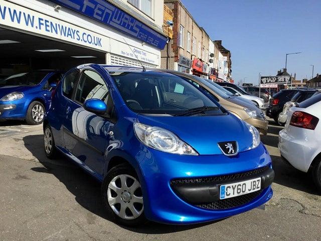 2011 Peugeot 107 1.0 Urban 12v 3d (60 reg)