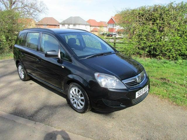 2013 Vauxhall Zafira 1.8 Exclusiv (140ps) (13 reg)