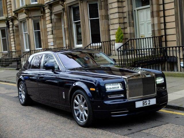 2014 Rolls-Royce Phantom 6.7 (A6 reg)