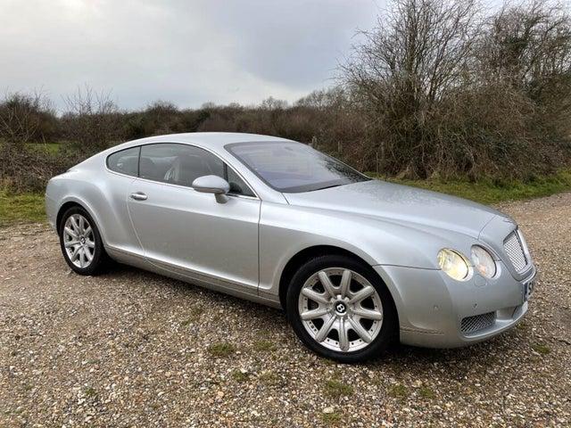 2004 Bentley Continental 6.0 GT auto (54 reg)
