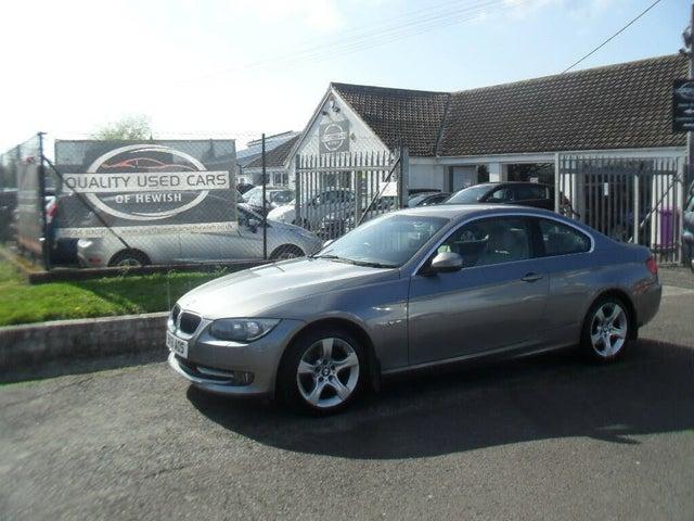 2011 BMW 3 Series 2.0TD 320d SE Coupe 2d (61 reg)