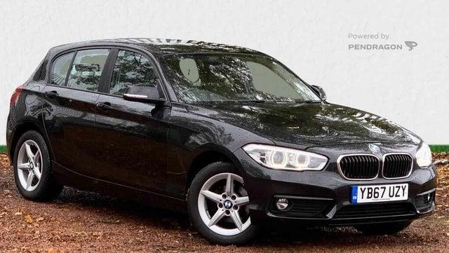 2018 BMW 1 Series 1.5TD 116d SE Business 5d (67 reg)