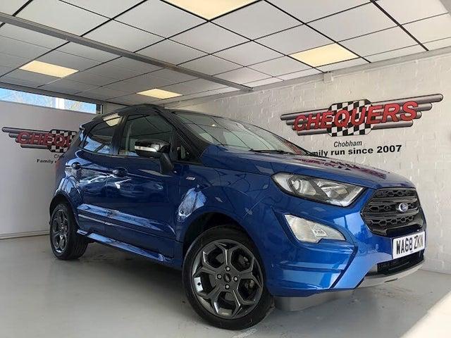 2018 Ford EcoSport ST-LINE (68 reg)
