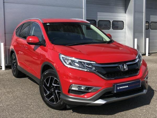 2018 Honda CR-V 2.0 i-VTEC SE Plus Navi (2wd)(s/s) (67 reg)