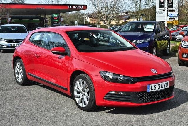 2013 Volkswagen Scirocco 1.4 (122ps) (13 reg)