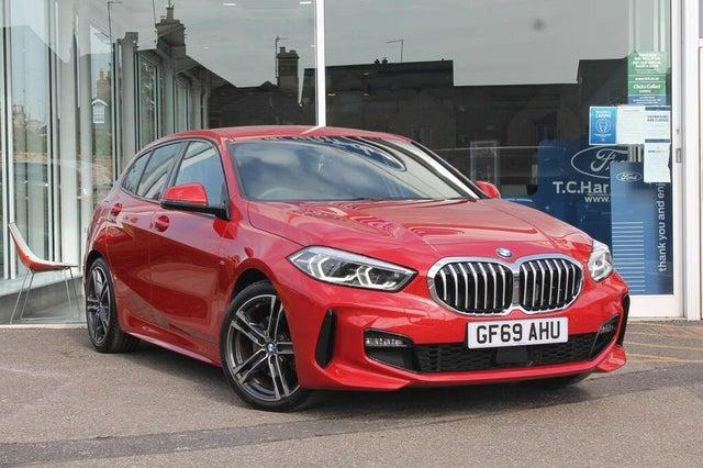 2019 BMW 1 Series 1.5 118i M Sport (138bhp) (Plus Pack) 5d (69 reg)