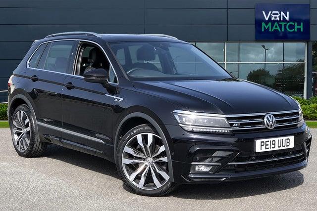 2019 Volkswagen Tiguan 2.0TDI R-Line Tech (150ps) 4Motion DSG (19 reg)