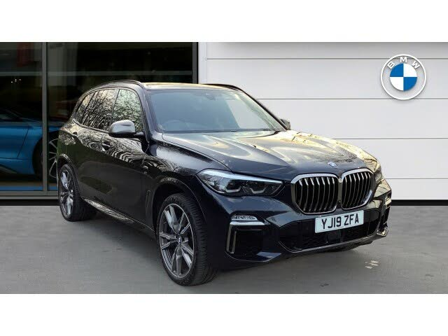 2019 BMW X5 3.0TD M50d (7 Seats)(s/s) Steptronic (19 reg)