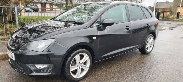 2012 Seat Ibiza 1.6TD FR (105ps) ST Estate 5d (62 reg)