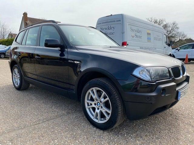 2006 BMW X3 2.0TD SE (56 reg)
