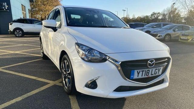 2018 Mazda Mazda2 1.5 Sport (Nav) (90ps) (18 reg)