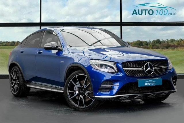 2017 Mercedes-Benz GLC-Class 3.0 GLC AMG 43 (Premium Plus)(s/s) Coupe 4d (67 reg)