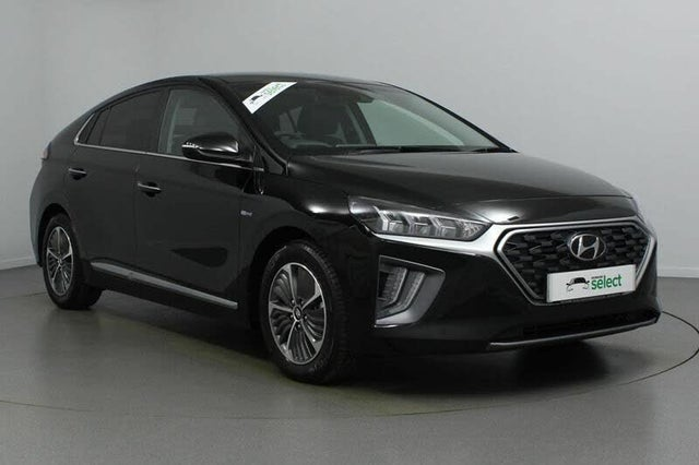 2020 Hyundai IONIQ 1.6 GDi Premium SE Plug-in Hybrid (70 reg)