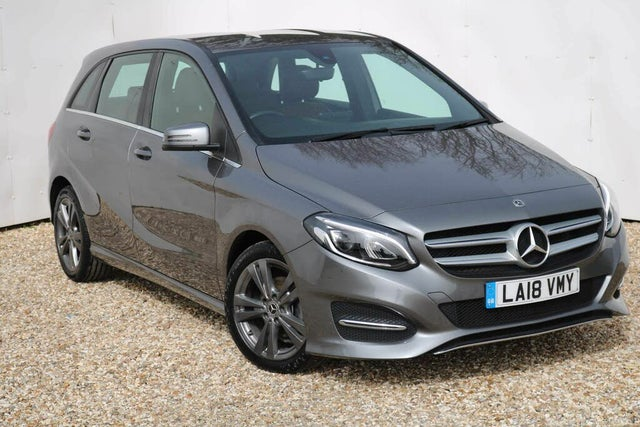 2018 Mercedes-Benz B-Class 1.5d B180 Exclusive Edition (18 reg)