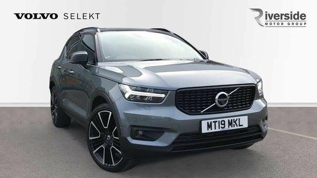 2019 Volvo XC40 2.0TD D4 R-Design Pro (19 reg)