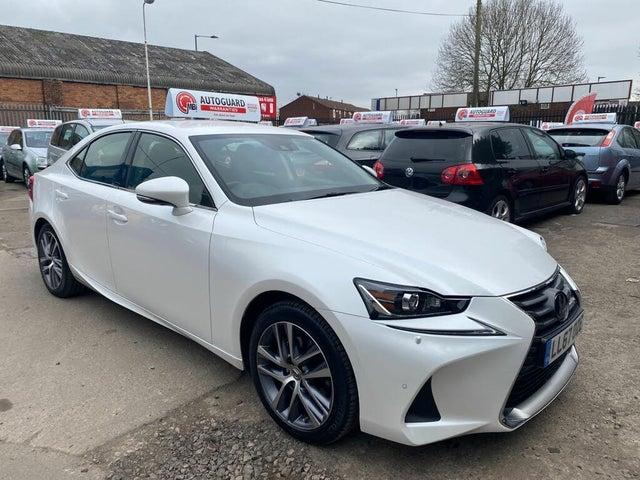 2018 Lexus IS 300h 2.5 Executive Edition [Lexus Navigation] (67 reg)
