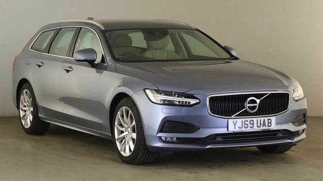 2019 Volvo V90 2.0TD D4 Momentum Plus (69 reg)