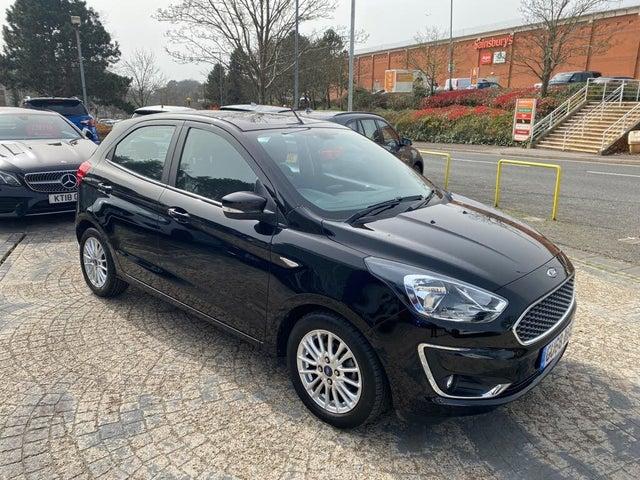 2018 Ford Ka+ 1.2 Ti-VCT Zetec (85ps) (s/s) (68 reg)