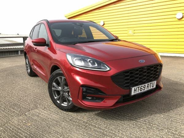 2020 Ford Kuga 2.5T ST-Line First Edition (69 reg)