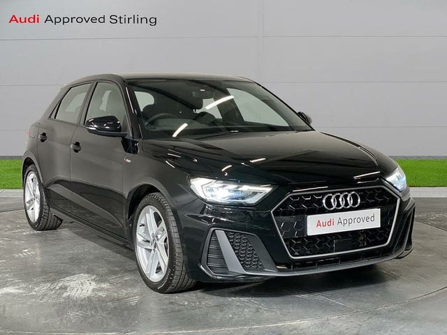 2020 Audi A1 1.0 30 TFSI S Line (116ps) (20 reg)