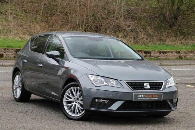 2018 Seat Leon 1.2 TSI SE Dynamic Technology Hatchback (68 reg)