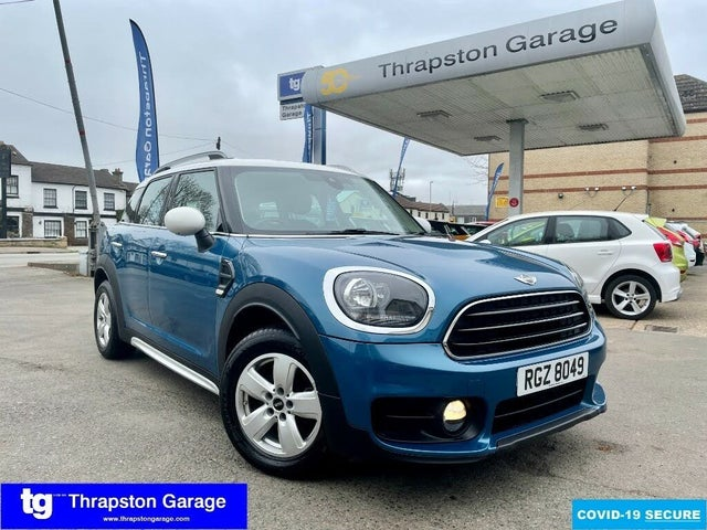 2017 MINI Countryman 2.0TD Cooper D (s/s) ALL4 (Z8 reg)