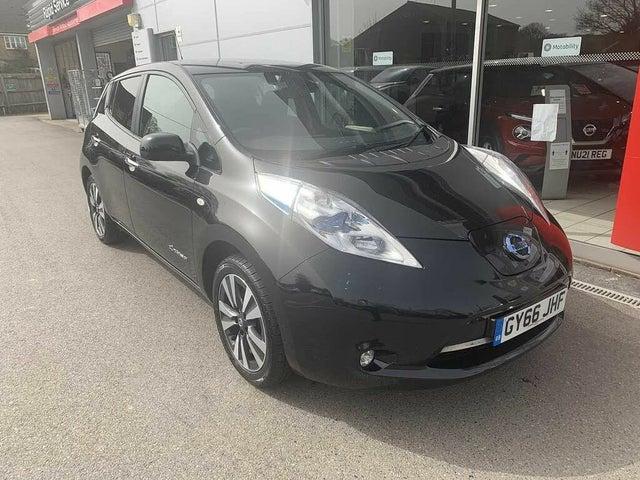 2017 Nissan Leaf E Tekna (80kw) (30kWh) (66 reg)