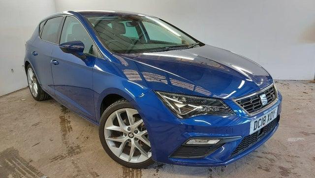 2018 Seat Leon 1.4 TSI FR Technology Hatchback 5d (18 reg)