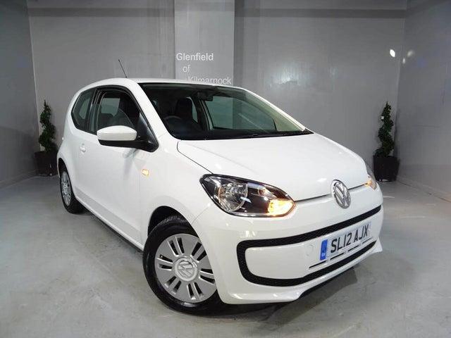 2012 Volkswagen up! 1.0 Move Up BlueMotion Tech 3d (12 reg)