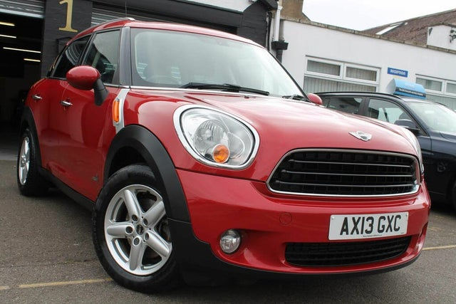 2013 MINI Countryman 2.0TD Cooper D ALL4 (Pepper) (13 reg)