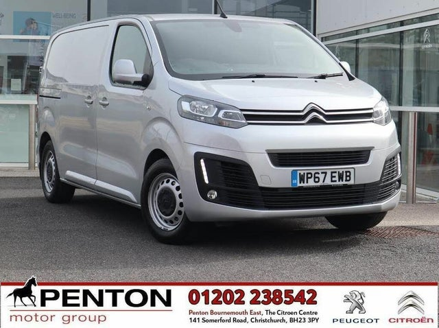 2018 Citroen Dispatch 1.6BlueHDi X M 1000 (115)(EU6) (s/s) (67 reg)