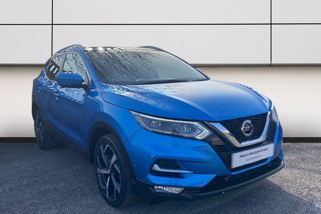 2018 Nissan Qashqai 1.2 DIG-T Tekna Xtronic CVT (18 reg)