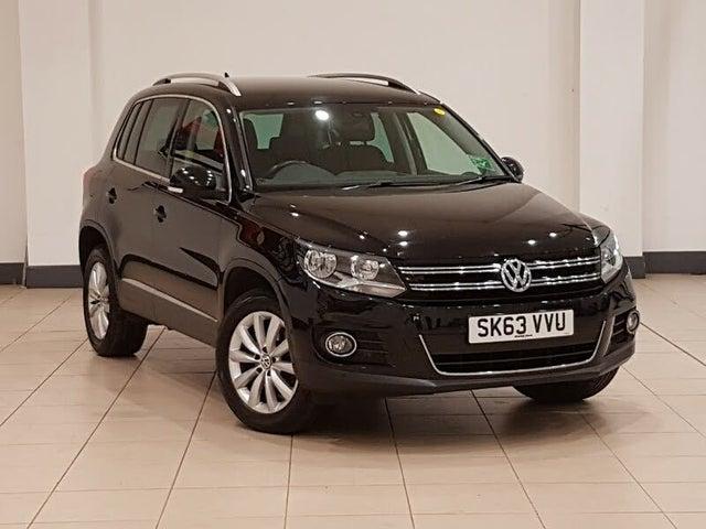2013 Volkswagen Tiguan 2.0TDI Match (140ps) (4WD) (63 reg)