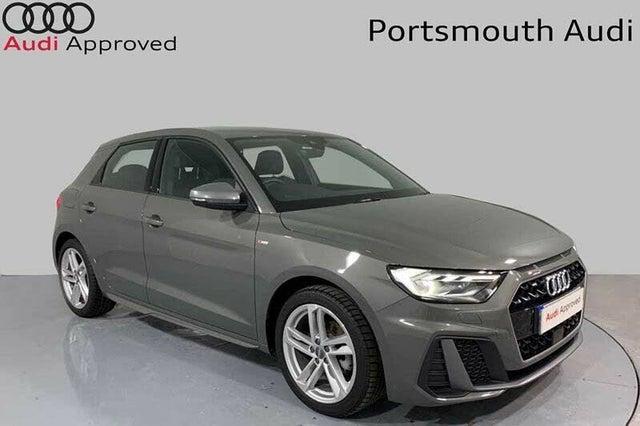 2019 Audi A1 1.5 35 TFSI S Line Tronic (69 reg)