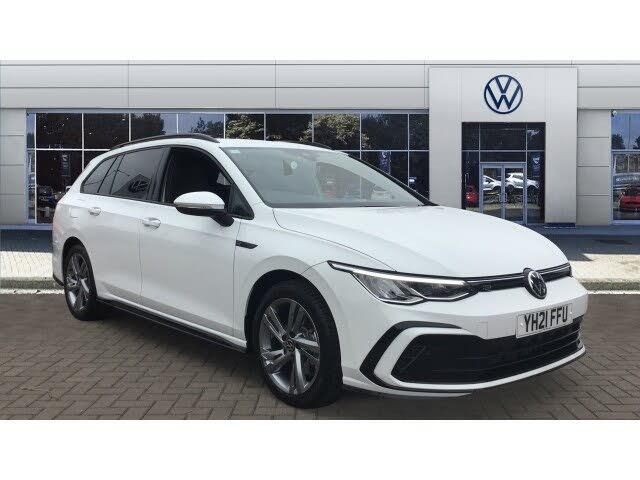 2021 Volkswagen Golf 2.0TDI R-Line Estate 5d DSG (21 reg)