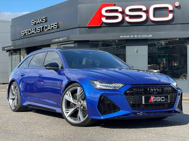 2021 Audi RS6 Avant for sale in Scarborough - CarGurus.co.uk
