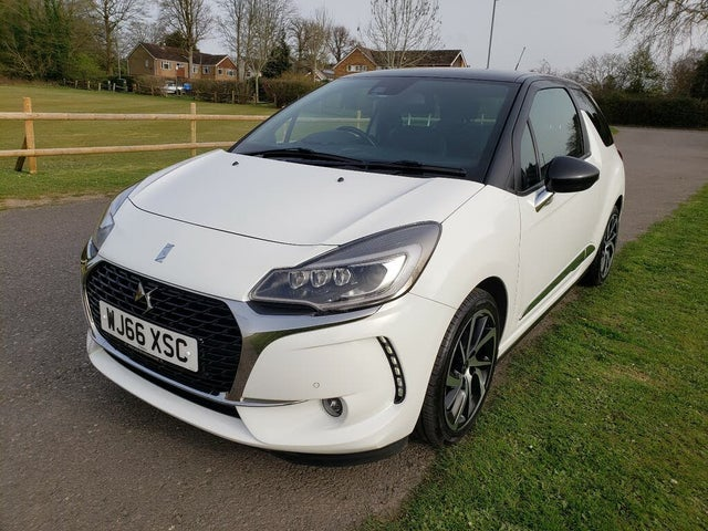2016 DS DS 3 1.6BlueHDi Prestige (120ps) (66 reg)