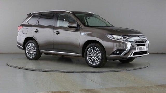 2019 Mitsubishi Outlander 2.4 Design PHEV (69 reg)